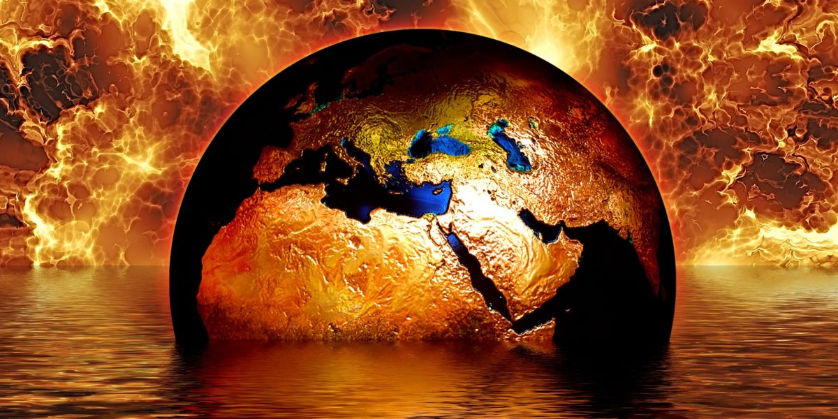 earth in fire and water