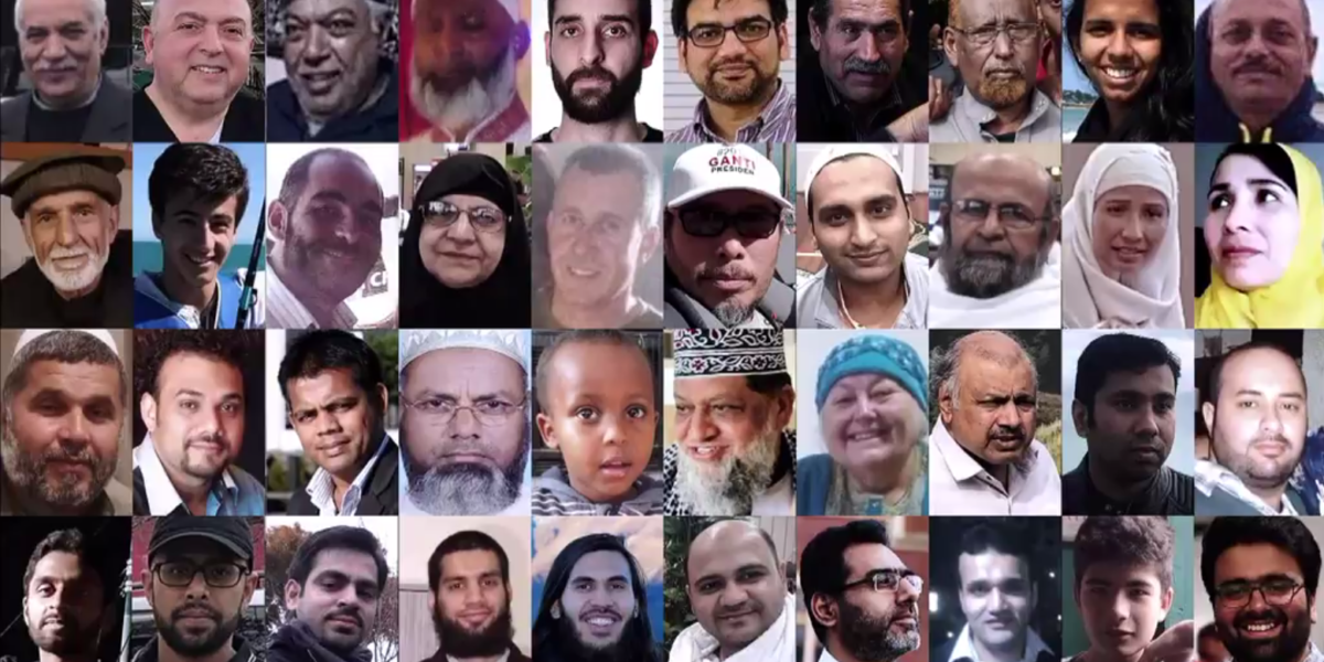 Christchurch mosque attack victims